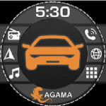Agama Car Launcher apk apps free download
