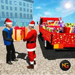 Christmas Truck Driving apk apps free download