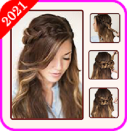 Girls Hairstyle Steps 2021 apk apps free download