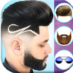 Man Hairstyles Photo Editor apk apps free download