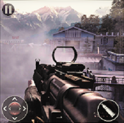 Military Commando Shooter 3D apk apps free download