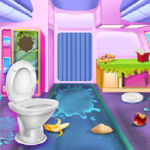 Modern Train Clean Up apk apps free download