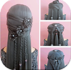 Simple Hairstyle apk apps free download