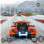Snow Driving Car Racer apk apps free download