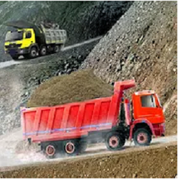 Uphill Logging Truck Game apk apps free download