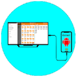Usb Connector phone to tv apk apps free download