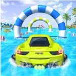 Water Surfing Car Stunts apk apps free download
