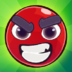 Red Bounce Ball apk apps free download