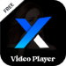 X Video Player apk apps free download
